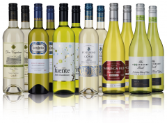 Classic Wine White Selection (12 bottles)