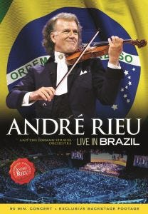 André Rieu:  Live in Brazil DVD