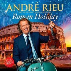 André Rieu:  Roman Holiday CD/DVD
