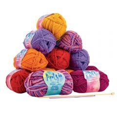 600g Artsy Yarn Kit