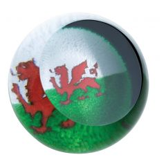 Caithness Welsh Red Dragon Paperweight