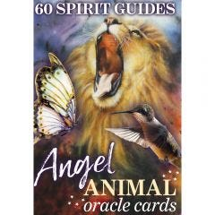 Angel Animal Oracle Card Deck