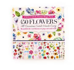 450 Flowers Die Cut Kit