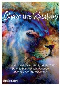 Chase the Rainbow Poster
