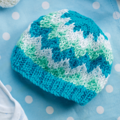 Children's Chevron Hat
