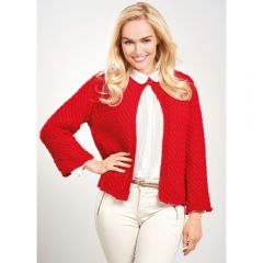 Christmas Cardigan Knitting Pattern
