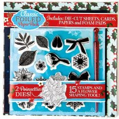 Christmas Decoupage Wreath Set