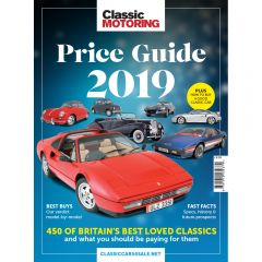 Classic Motoring Price Guide 2019