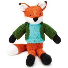 Freddy The Fox Knit Kit