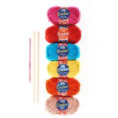 Cracker Yarn Kit