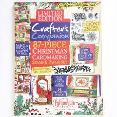 Crafter's Companion Christmas Card Kit