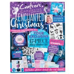 Crafters Companion Fairy Shaker Card Kit