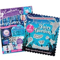 Crafter's Companion Kit and Fairy Die Set