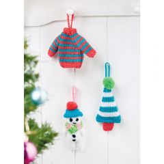 Dainty Decorations Knitting Pattern