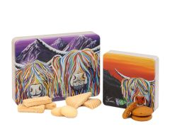 Dean's Steven Brown Art Gift Tins Duo