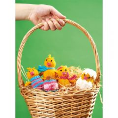 Easter Chicks Knitting Pattern