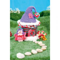 Fairy House Knitting Pattern