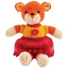 Felicity Fox Knitting Pattern