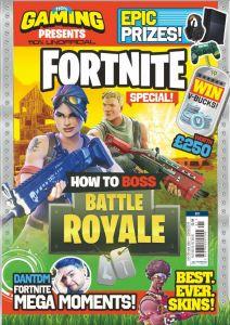 110% Gaming Presents Fortnite