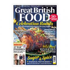 Great British Food subscription
