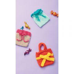 Gift Bag Knitting Pattern