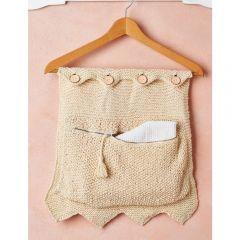 Handy Hanger Tidy Knitting Pattern