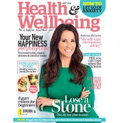 Health & Wellbeing September 2018