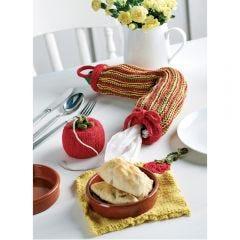 Knitted Kitchen Accessories Knitting Pattern