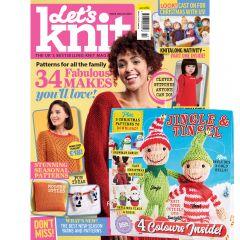 Let's Knit October 2019