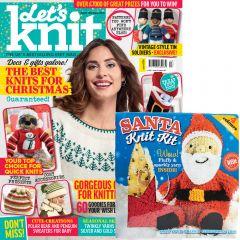 Let's Knit November 2019