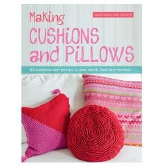 Making Cushions and Pillows Book