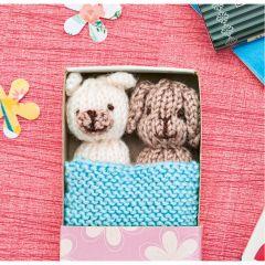 Matchbox Mates Knitting Pattern