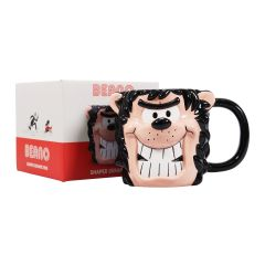 Gnasher Shaped Ceramic Mug