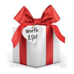 Half Price Mindful Gift Box Worth £50