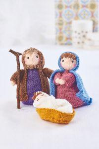 Nativity Knitalong Part One