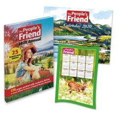The People's Friend Classic Pack 2020