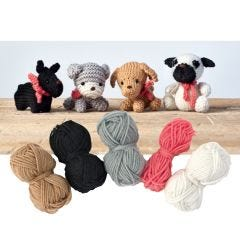 Puppy Yarn Kit