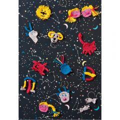 Star Signs Knitting Pattern