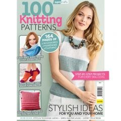 Supercrafts 100 Knitting Patterns