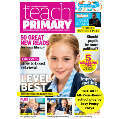 Teach Primary Subscription