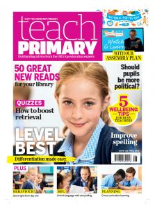 Teach Primary subscription