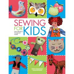 Sewing For Kids Book