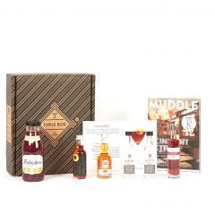 TippleBox Vodka Cosmopolitan Cocktail Set